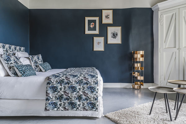Calade, the « Maison Baluchon » signature room