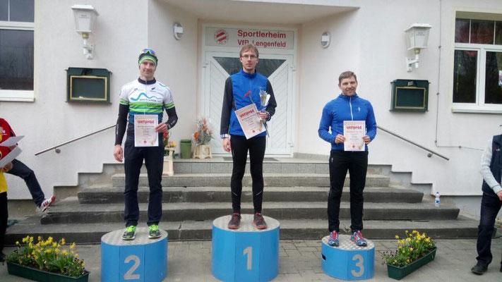 Eike Wittig beim Göltzschtal-Marathon.
