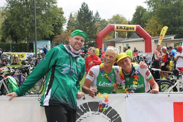 Erik Werner, Sylvia Than & Carmen Unger