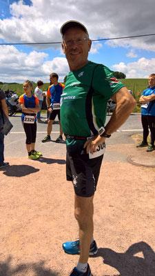 Jörg Unger beim Koberbachtallauf über 5 km