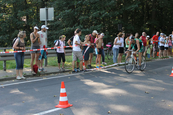 Steve Häcker, 2. Platz (AK) Leipziger Triathlon 2016 (Sprint)