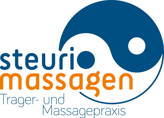 Steuri Massagen: Logoerstellung, Visitenkarte, Website