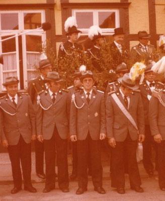 1980 Schützenfest Dannenberg