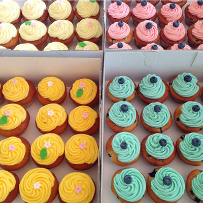 Cupcakes Fur Geburtstagsfeiern Cupcakes Cakepops Muffins Torten
