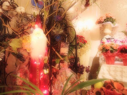 花ののぐち店内