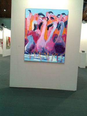 Flamingos 2 verk/sold