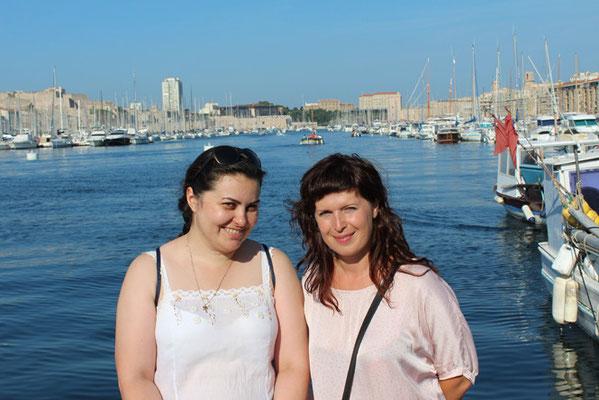 Экскурсия в Марселе. Август, 2014г.