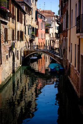Irgendwo in Venedig