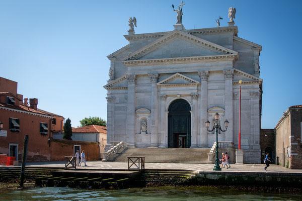 Il redemptore - vermutlich Palladios bekannteste Kirche
