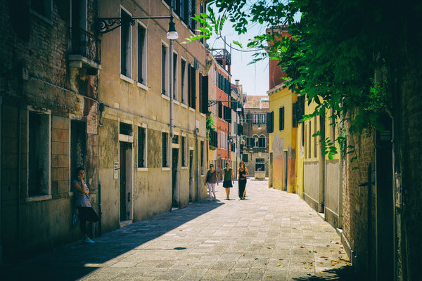 Auf der Giudecca