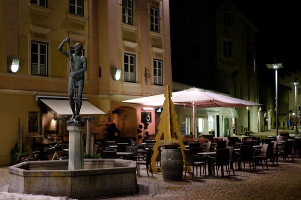Brixen - auch nachts echt nett