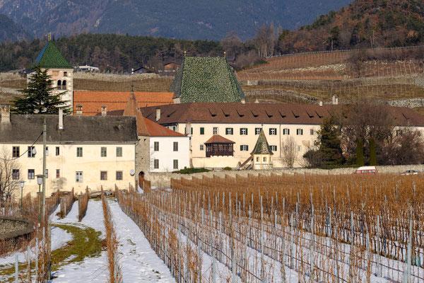 Kloster Neustift: Unbedingt den Praepositus Lagrein Riserva testen ;-))