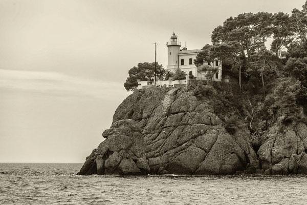 The lighthouse of Portofino.