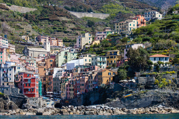Cinque Terre: Always worth a trip.