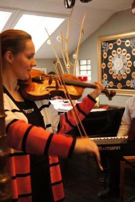 Gemeinsam Geige lernen