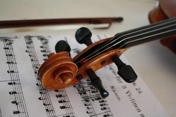 Geigenunterricht für Bad Segeberg