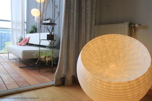 Aménagement agencement décoration appartement Nantes