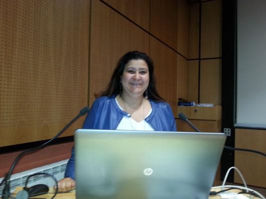 Mina Daban, Présidente LMC France