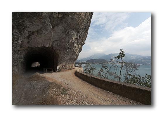 Sentiero del Ponale di Giacomo Cis (08/2015)