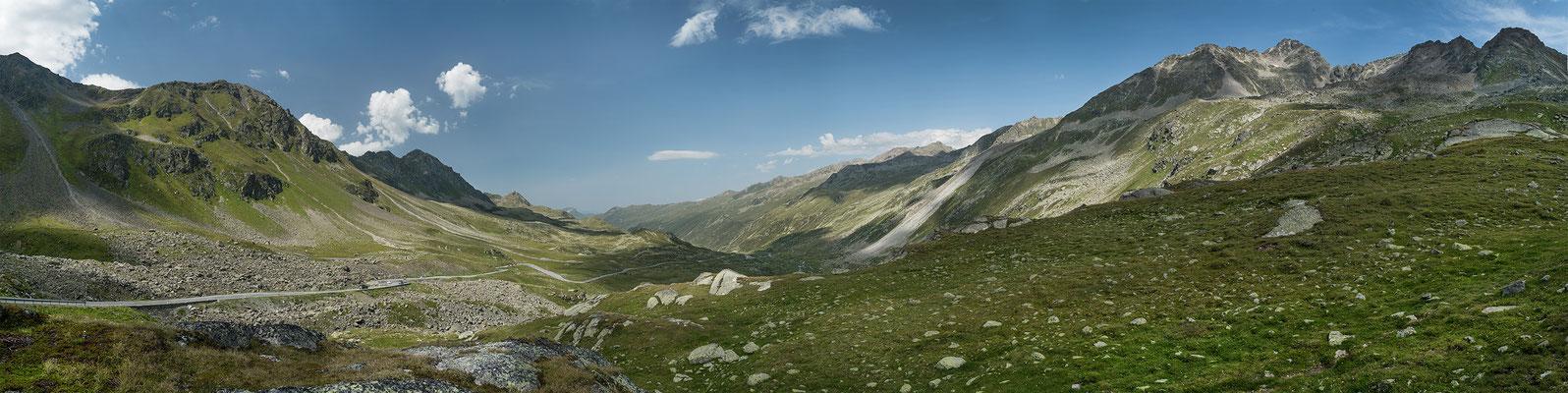 Fluelapass / Schweiz