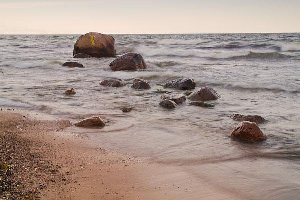 Steine am Strand 9