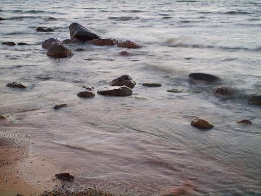 Steine am Strand 12