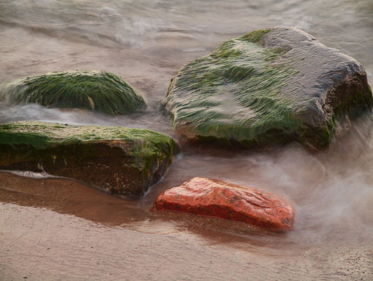 Steine am Strand 2