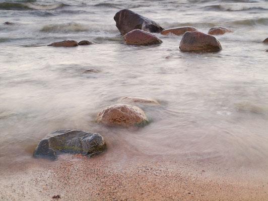 Steine am Strand 8