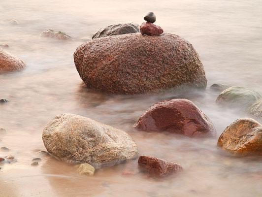 Steine am Strand 6