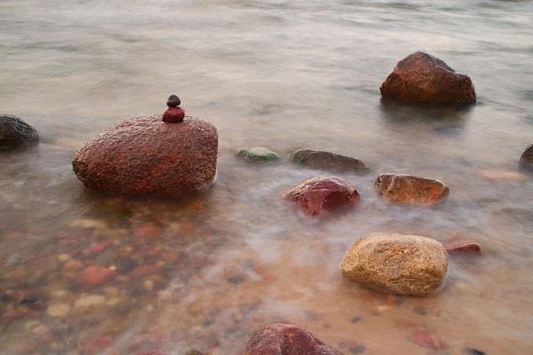 Steine am Strand 5