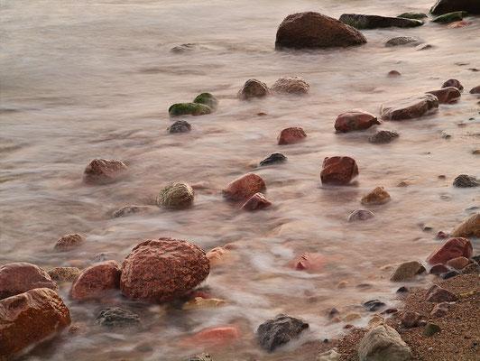 Steine am Strand 4