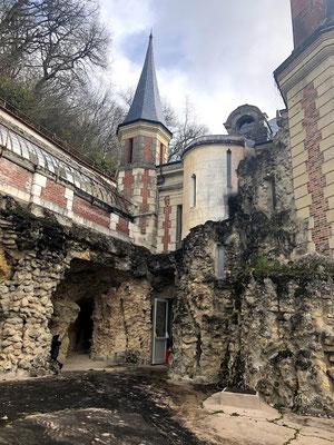relais du silence esterno del castello