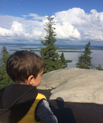 TRekking a Koli, Finlandia