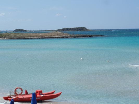 Mare a Porto Cesareo