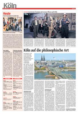 Köln auf die philosophische Art