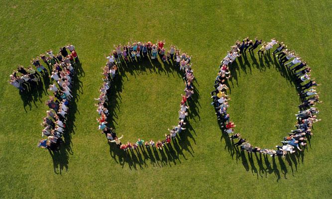 100 Jahre TSV Neubruchhausen im Jahr 2012