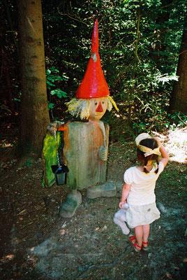 Das Holzmännlein im Zauberwald