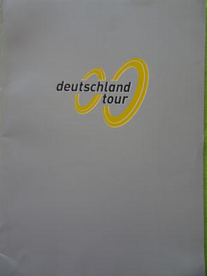 Origina Pressemappe der Deutschlandtour 2006