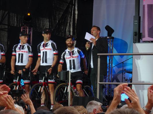 """Simoni"" vom Team Sunweb (Simon Geschke - Tour-Etappengewinner 2015)"