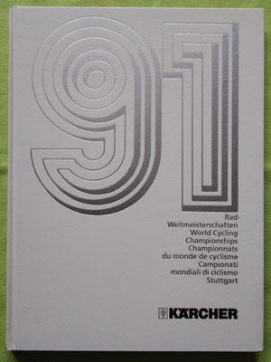 Das Buch zur WM in Stuttgart