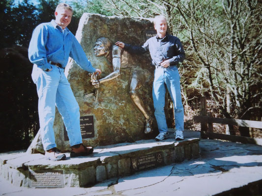 Rainer, Eddy und ich ;-)   (v. Re. nach Li.)