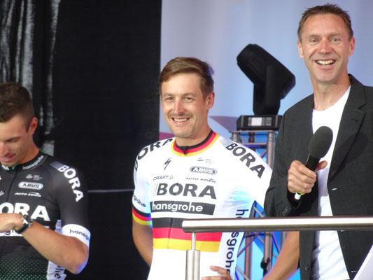 Der deutsche Meister 2017 - Marcus Burghardt