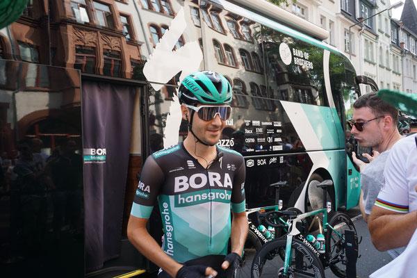 Emanuel Buchmann - der vierte der diesjährigen Tour de France