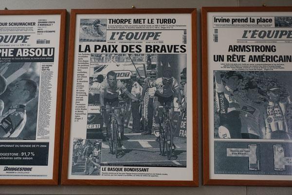 Zeitungen ....