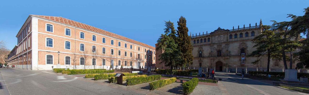 Centro de aprendizaje e investigacion. CRAI de Alcalá de Henares
