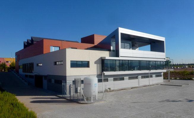 IMDEA. Parque tecnológico de Alcalá