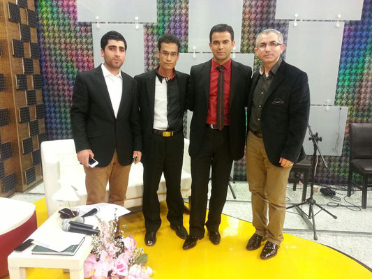 Değerli Sanatçı Arkadaşımız Mesut Şimşek tarafından sunulan Damla TV'deki programda çok değerli sanatçı arkadaşlarımızla