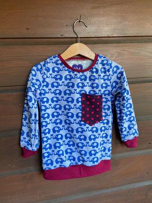 Schnittmuster Sweater von Lybstes