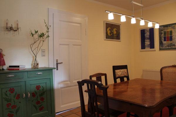 Ess- und Wohnzimmer