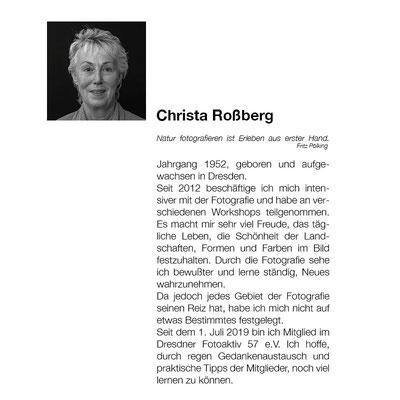 Christa Roßberg
